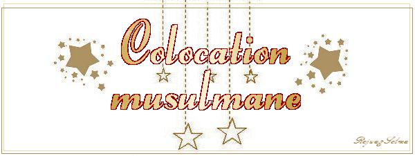 colocation musulmane