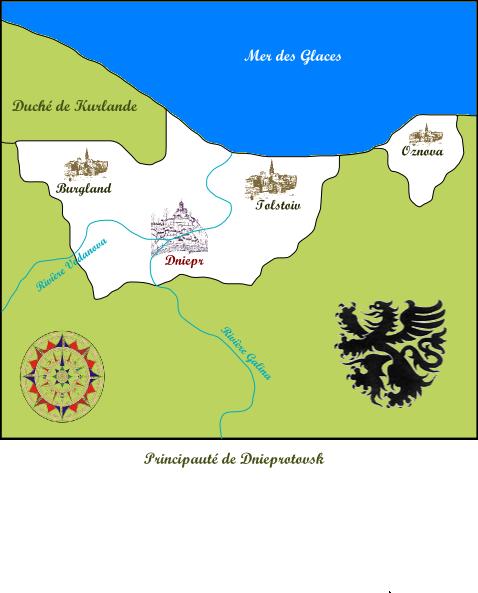 Principauté de Dnieprotovsk Cartes10