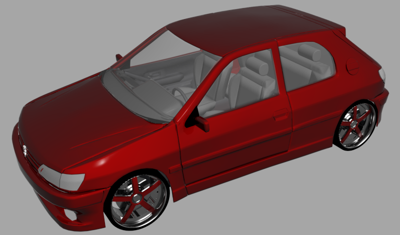 [WIP] Peugeot 306 - Page 2 306-1311