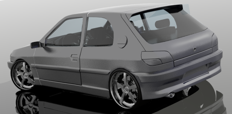 [WIP] Peugeot 306 - Page 3 306-410