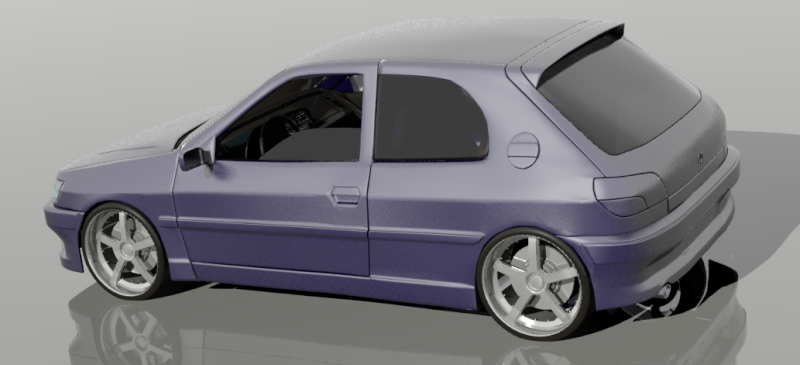 [WIP] Peugeot 306 - Page 3 306_110