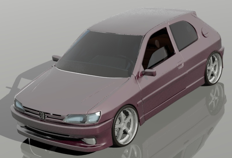 [WIP] Peugeot 306 - Page 3 306_210