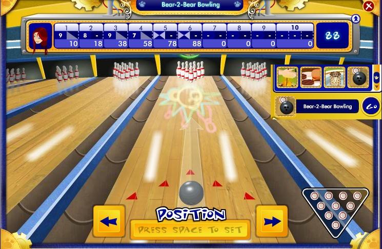 New Game - Bowling Babv_b12