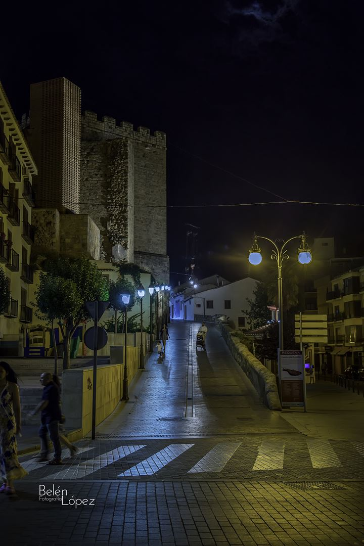 Requena de noche Img_7255