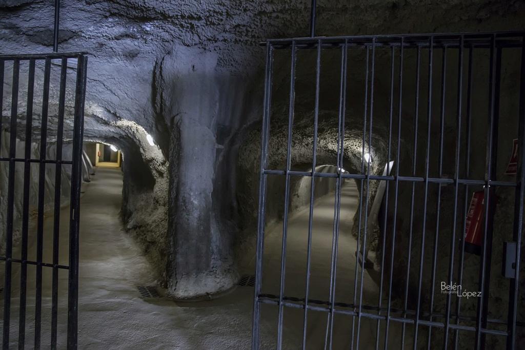 Túneles en la Alcazaba (Requena) Img_7316