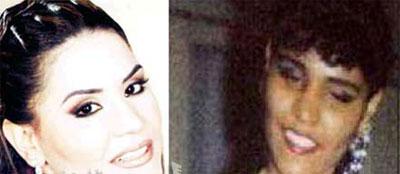 Photos des artistes avant et après 3ahlam11