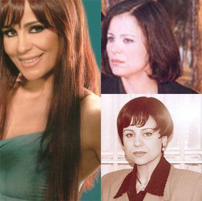 Photos des artistes avant et après Carol-10