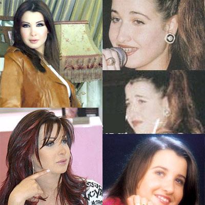 Photos des artistes avant et après Nansy510