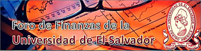 FINUES.NET Foro de Finanzas de la Universidad de El Salvador