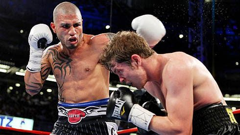 Cotto stops Foreman in Yankee Stadium bout Cotto110