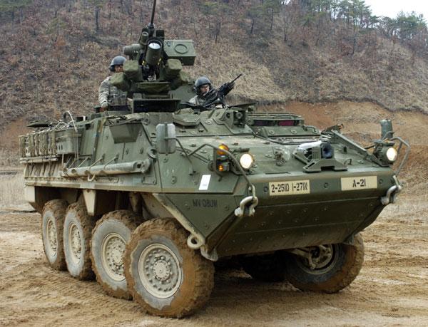 Stryker M1126 ICV M1126-10