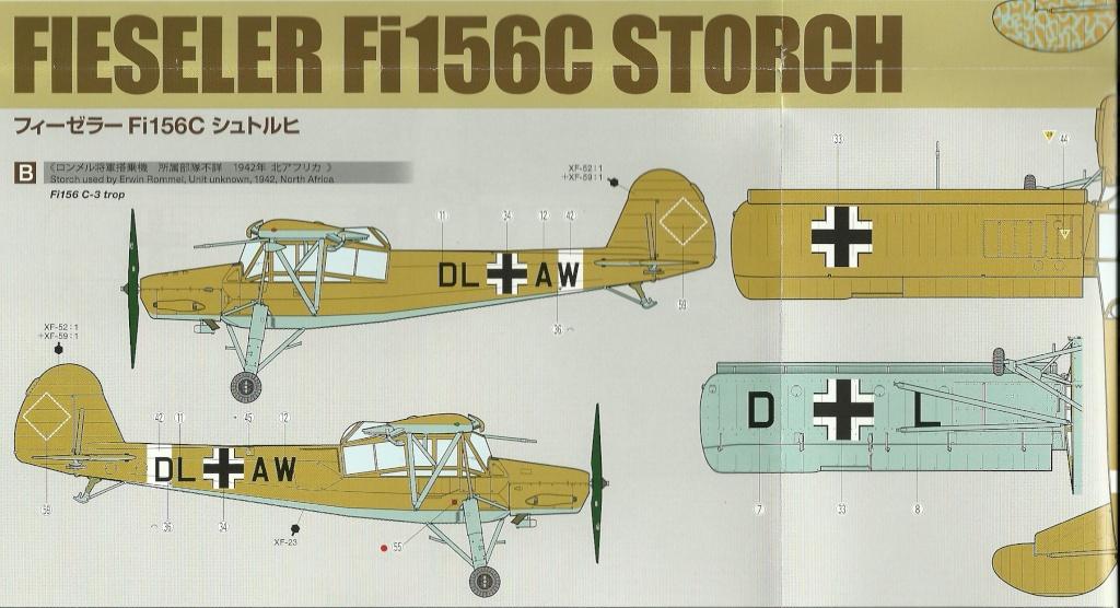 Fieseler Fi156C Storch Storch11