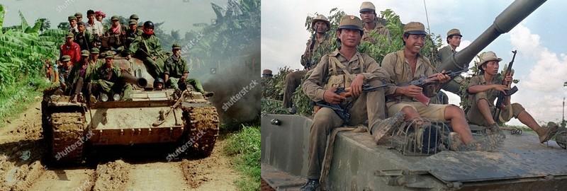 Kampuchéa démocratique contre Kampuchéa populaire 4_guzo10