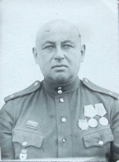Les insignes de blessé de l'Armée soviétique Lieute10