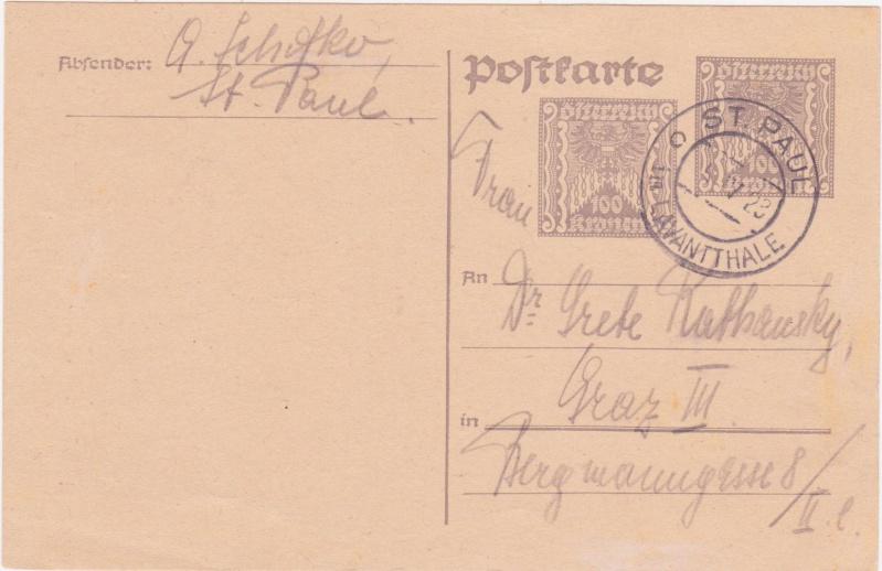 """Postkartenserie """"Quadratischer Wertstempel - Wertziffer im Dreieck"""" 1922-24 - Seite 4 192310"""