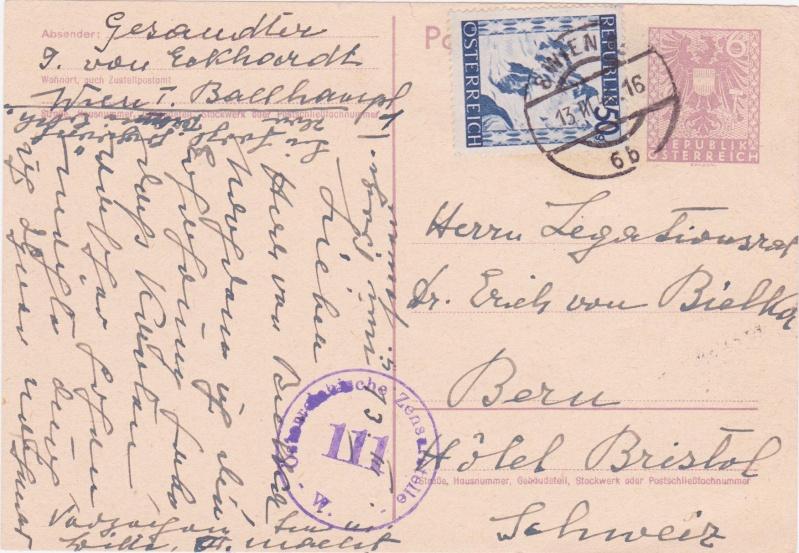 Landschaftsbilder ANK 738-766  -  Belege - Seite 5 1946ii10