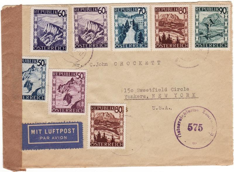 Landschaftsbilder ANK 738-766  -  Belege - Seite 3 Img12