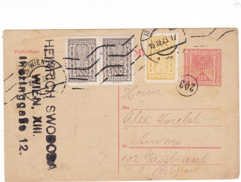 """Postkartenserie """"Quadratischer Wertstempel - Wertziffer im Dreieck"""" 1922-24 - Seite 2 Img33"""