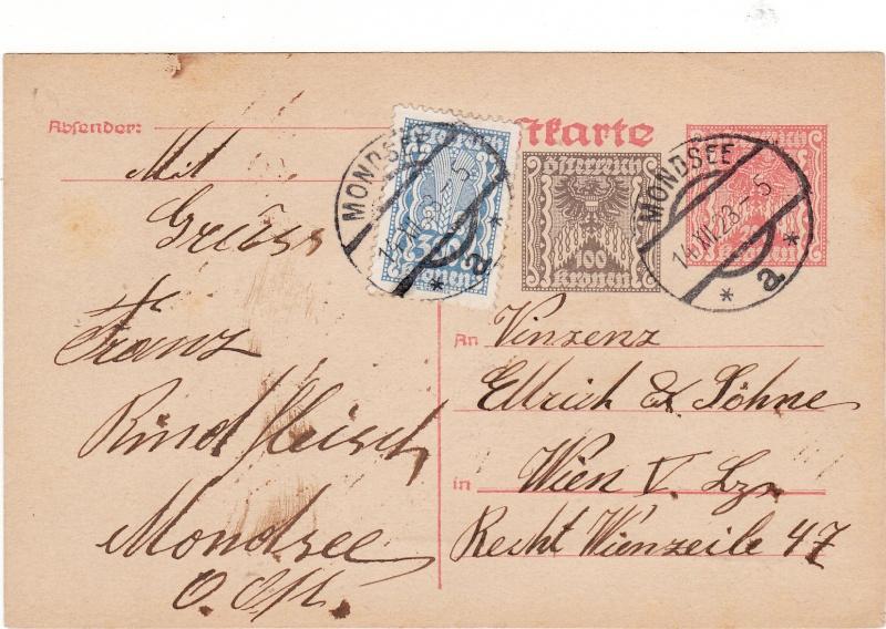 """Postkartenserie """"Quadratischer Wertstempel - Wertziffer im Dreieck"""" 1922-24 - Seite 3 Img36"""