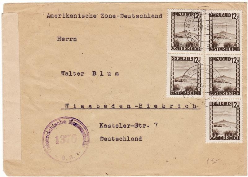 Landschaftsbilder ANK 738-766  -  Belege - Seite 3 Img37