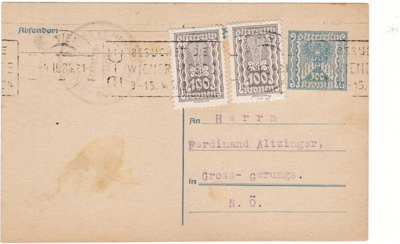 """Postkartenserie """"Quadratischer Wertstempel - Wertziffer im Dreieck"""" 1922-24 - Seite 3 Img50"""