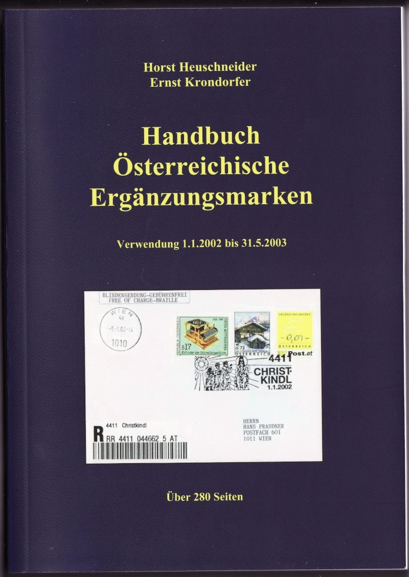 Österreich - Ergänzungsmarke  Img_0016