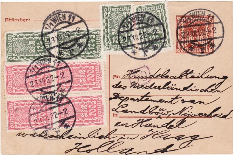 """Postkartenserie """"Quadratischer Wertstempel - Wertziffer im Dreieck"""" 1922-24 - Seite 2 Img_0038"""