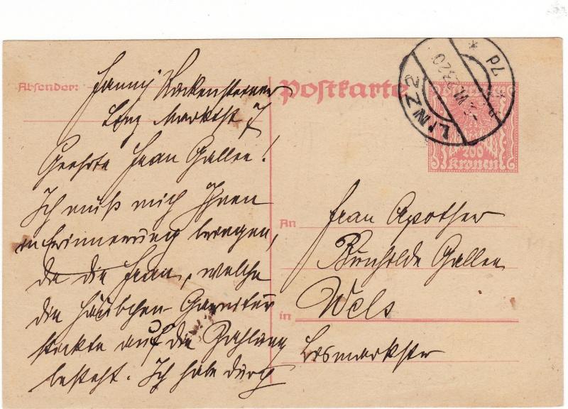 """Postkartenserie """"Quadratischer Wertstempel - Wertziffer im Dreieck"""" 1922-24 - Seite 2 Img_0050"""