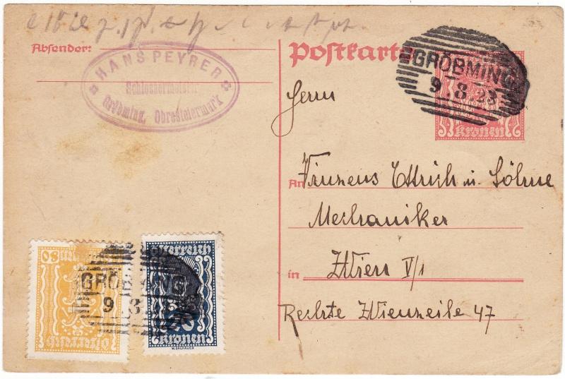 """Postkartenserie """"Quadratischer Wertstempel - Wertziffer im Dreieck"""" 1922-24 - Seite 2 Img_0053"""