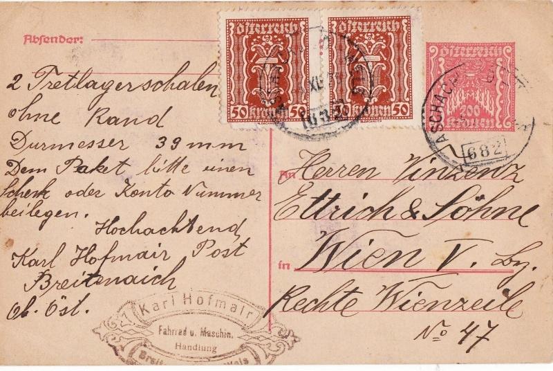 """Postkartenserie """"Quadratischer Wertstempel - Wertziffer im Dreieck"""" 1922-24 - Seite 2 Img_0057"""