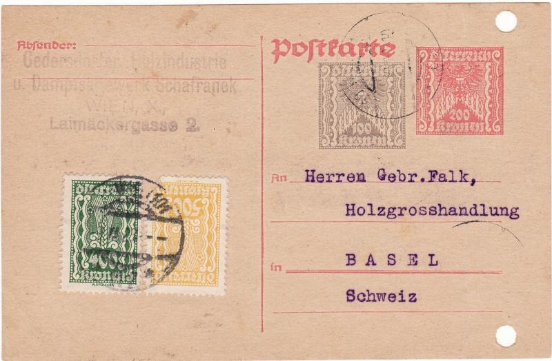"""Postkartenserie """"Quadratischer Wertstempel - Wertziffer im Dreieck"""" 1922-24 - Seite 3 Img_0060"""