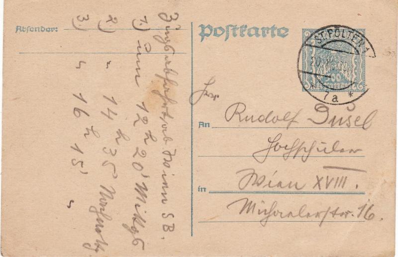 """Postkartenserie """"Quadratischer Wertstempel - Wertziffer im Dreieck"""" 1922-24 - Seite 3 Img_0065"""