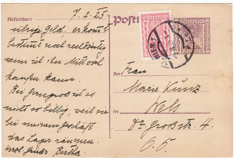"""Postkartenserie """"Quadratischer Wertstempel - Wertziffer im Dreieck"""" 1922-24 - Seite 3 Img_0078"""