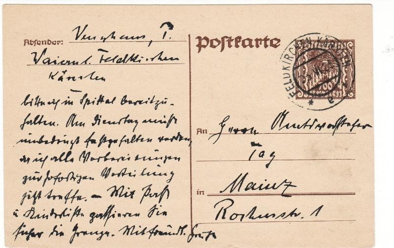 """Postkartenserie """"Quadratischer Wertstempel - Wertziffer im Dreieck"""" 1922-24 - Seite 3 Img_0089"""