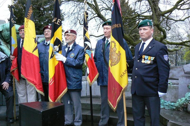 Commémoration du 7 avril 1994 à Verviers. 02710