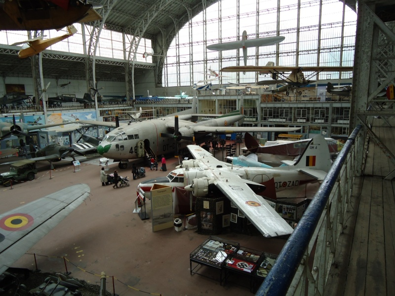 Le C119 du musée de l'Armée à Bruxelles Dsc00013