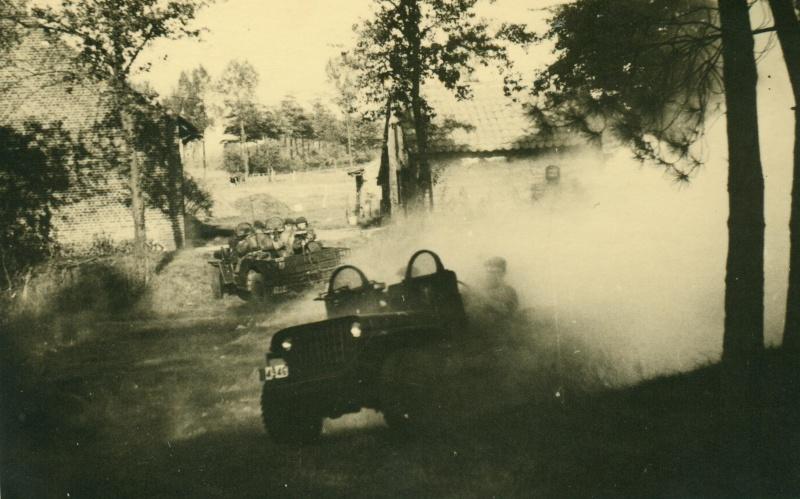 Passera..passera pas? Tervuren 1948. Jean_p28