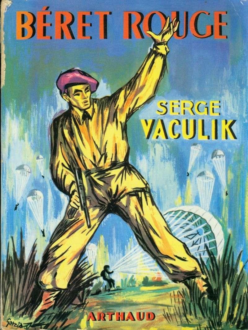 Berèt Rouge de Serge VACULIK Vaculi10