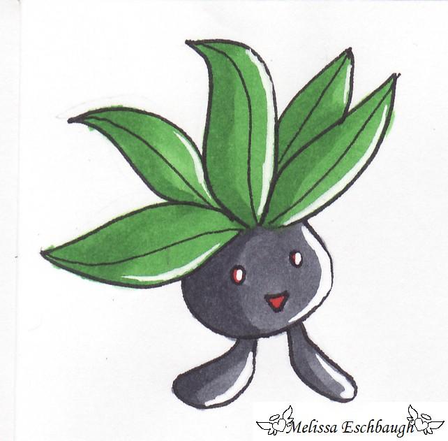 Décorez vos plantes d'intérieur ! Pokemo10