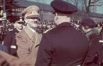 quelque photos inedites Hitler22