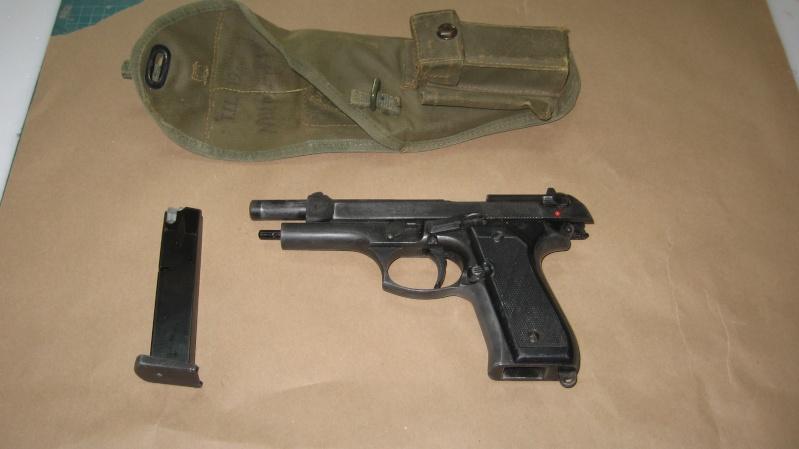 Beretta 8mm Milita16