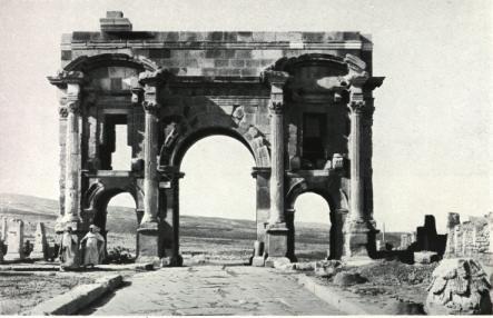 L'Algérie romaine 0e8bb110