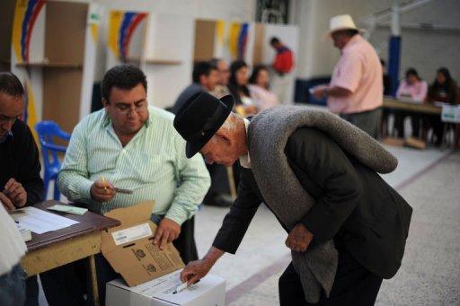 Régime politique Colombien 10109310