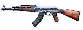 Fusil d'assaut russe ex soviétique  280px-10