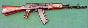 Fusil d'assaut russe ex soviétique  300px-18