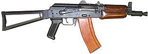 Fusil d'assaut russe ex soviétique  300px-19