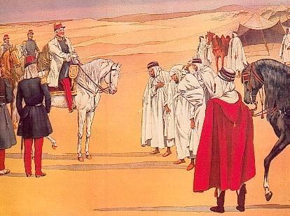 les partisans de la conquête de l'algérie Abdelk10