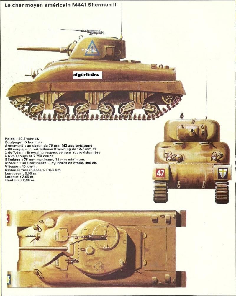 Chars de combat des deux-guerres mondiales Algeri33