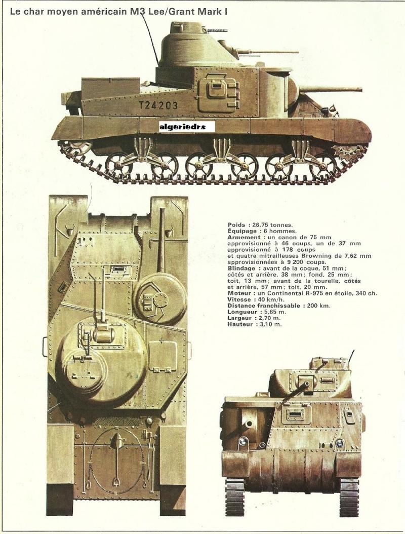 Chars de combat des deux-guerres mondiales Algeri34