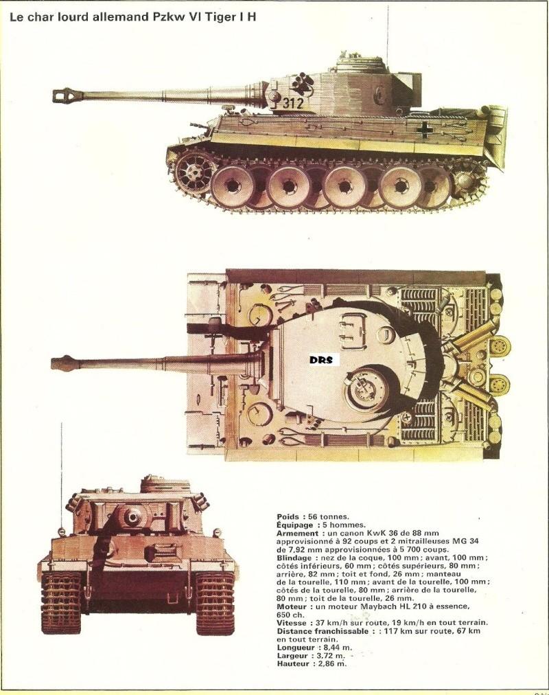 Chars de combat des deux-guerres mondiales Algeri35